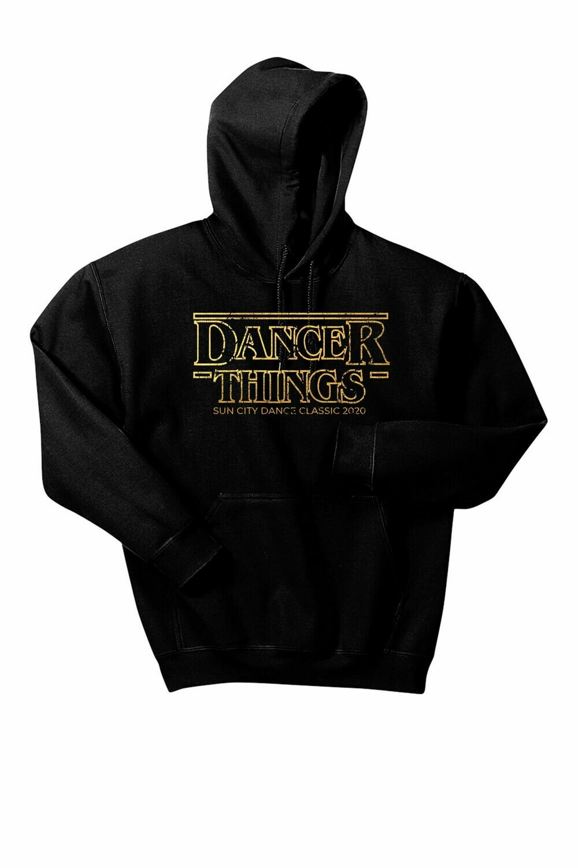 Dancer Things Hoodie