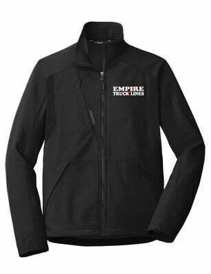 Empire Trucking Embroidered Mens Jacket
