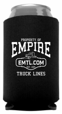 Empire Trucking Koozie