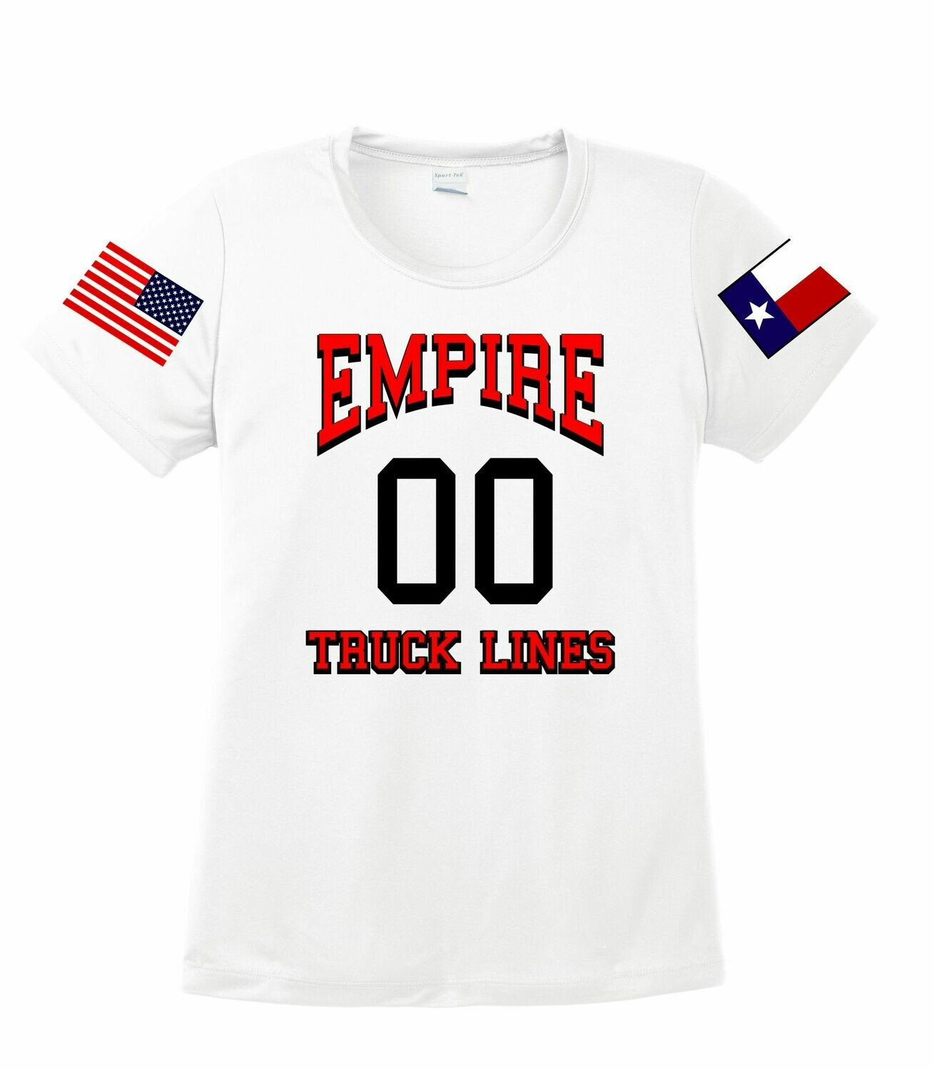 Empire Trucking Sublimated Womens Tee