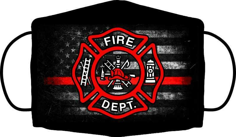 fire fighter mask