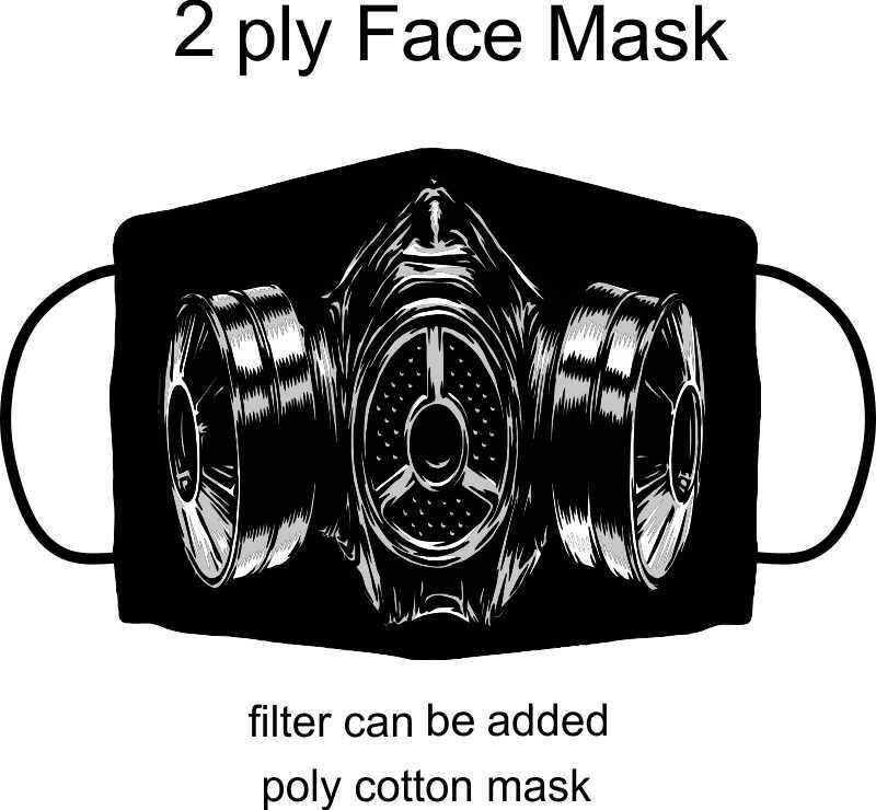 Printed mask