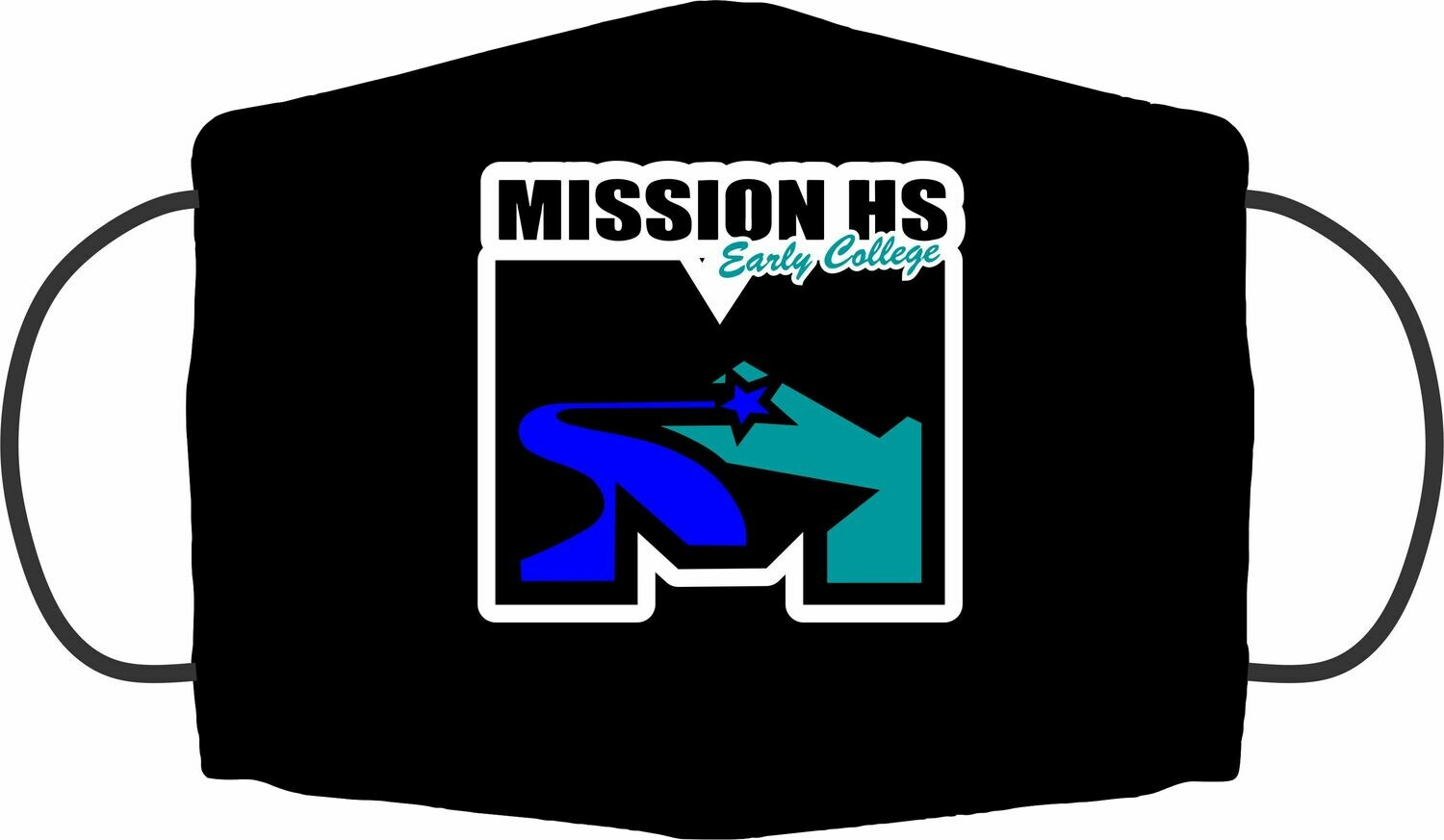 Mission HS Early College Mask