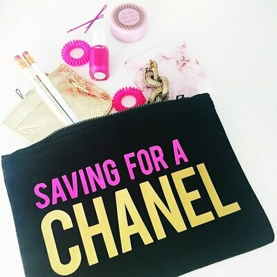 Effie's Paper Saving For A Chanel