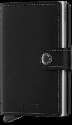 Secrid Miniwallet in Original Black