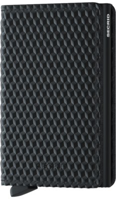 Secrid Slimwallet in Cubic Black