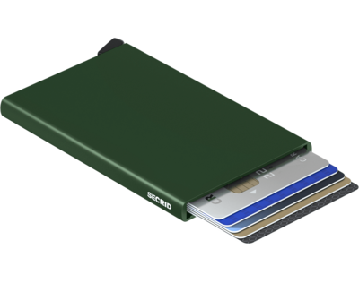 Secrid Cardprotector in Green