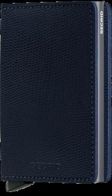 Slimwallet Rango Blue-Titanium