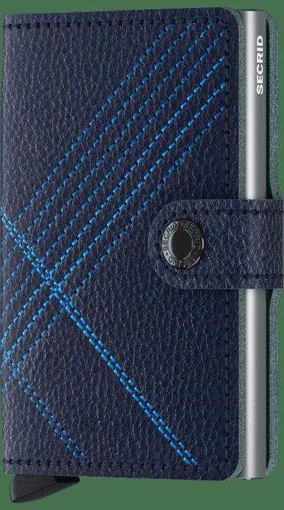Secrid Miniwallet in Stitch Linea Navy