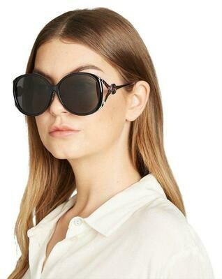 Gucci Oversize Injection Sunglass