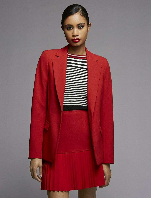 Bailey 44 Samantha Short Skirt in Red