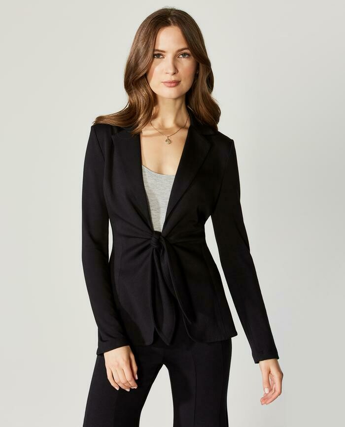 Bailey 44 Mary Jane Jacket in Black
