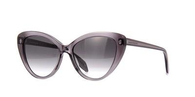 Alexander McQueen AM0240S 001 Sunglasses