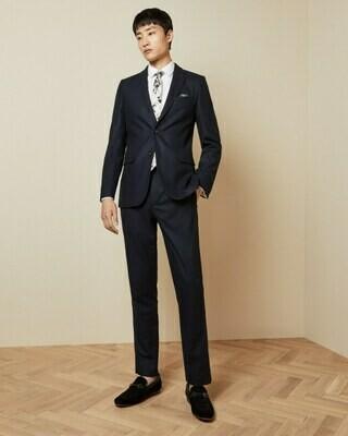 Ted Baker PADTRO Slim fit wool trousers
