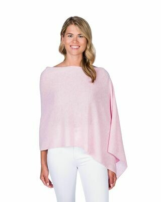 Jackie Z Cashmere Dress Topper in Paradise