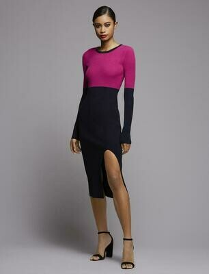 Bailey 44 Lenna Sweater Dress in Fandango