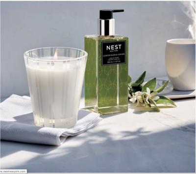 NEST Bamboo Liquid Soap & Hand Lotion Set