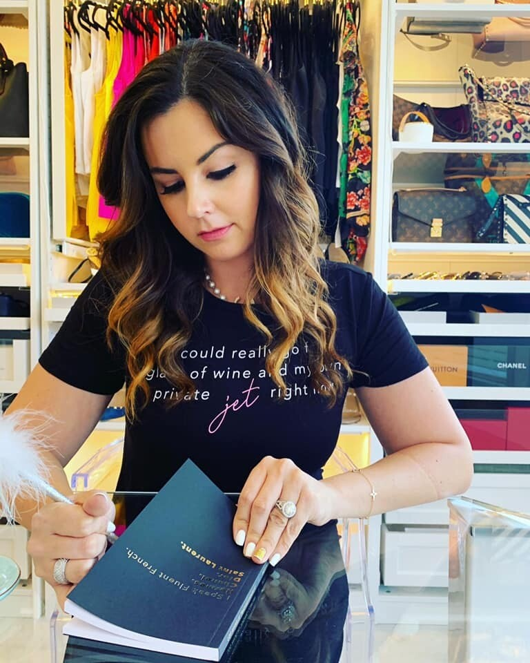 LA Trading Company Private Jet Tee Shirt Dress