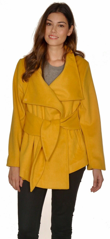 Ciao Milano Jacket in Mustard