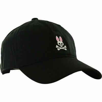 Psycho Bunny Men's Hat in Black