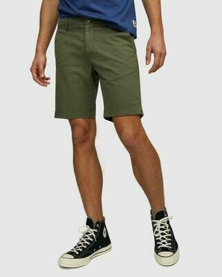 Psycho Bunny Men's Diego Shorts in Olive