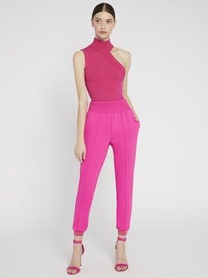 Ramora Skinny Jogger In Wild Pink