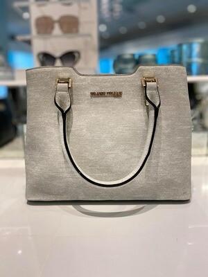 Frank Lyman Handbag In Natural