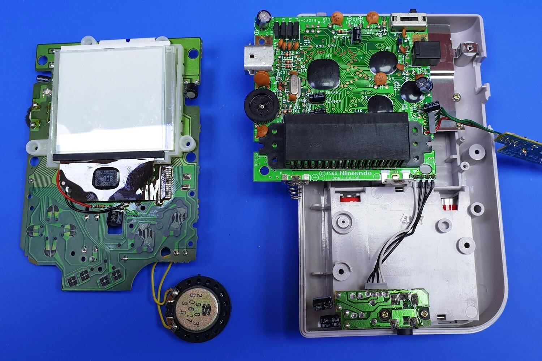 Game Boy Original: Send In Service