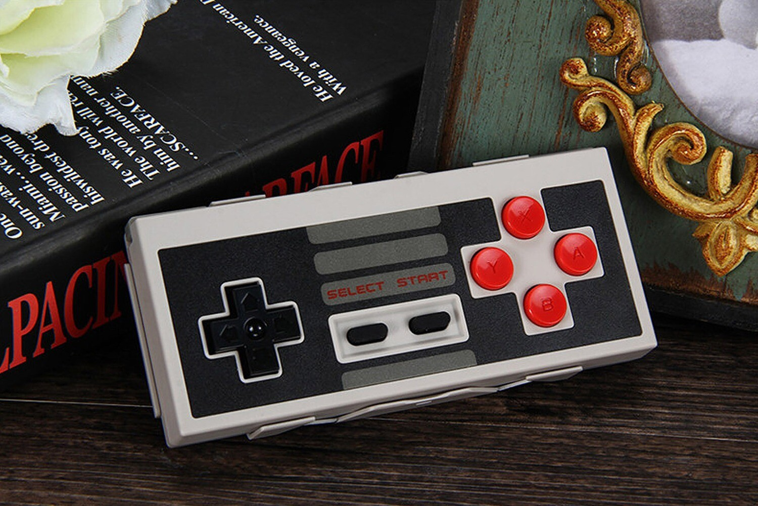8Bitdo N30 Wireless Bluetooth Game Controller