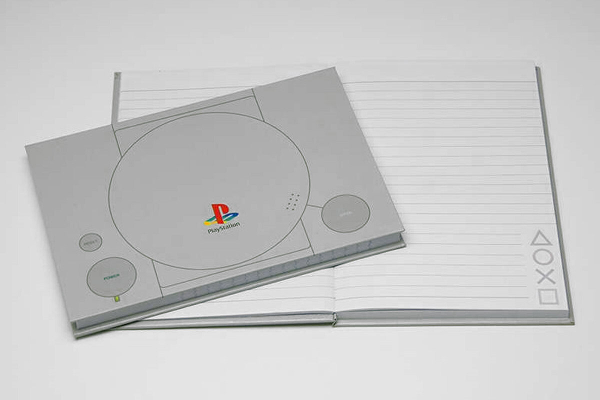 Playstation Notebook A5 Hardback