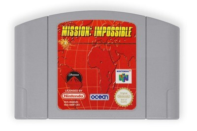 Mission: Impossible (N64 PAL)