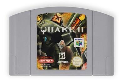 Quake II (N64 PAL)