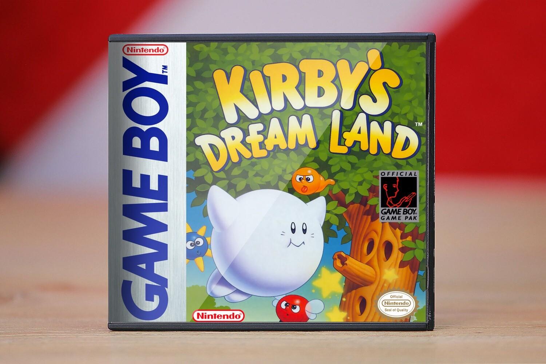 Kirby's Dreamland (Game Boy)