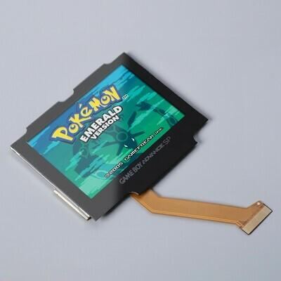 Game Boy Advance SP IPS Screen Kit