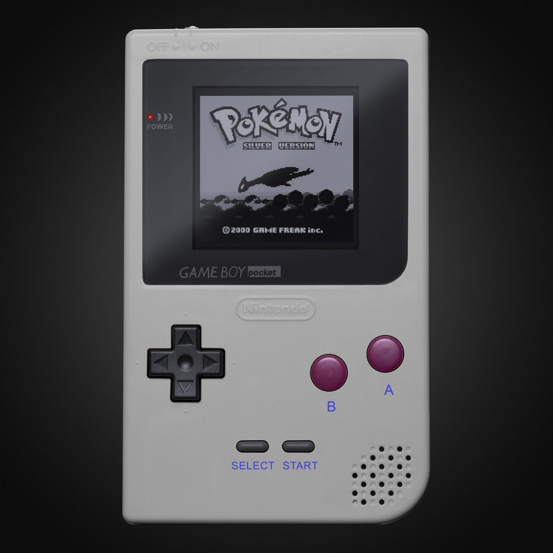 Game Boy Pocket: Prestige Edition (Grey)