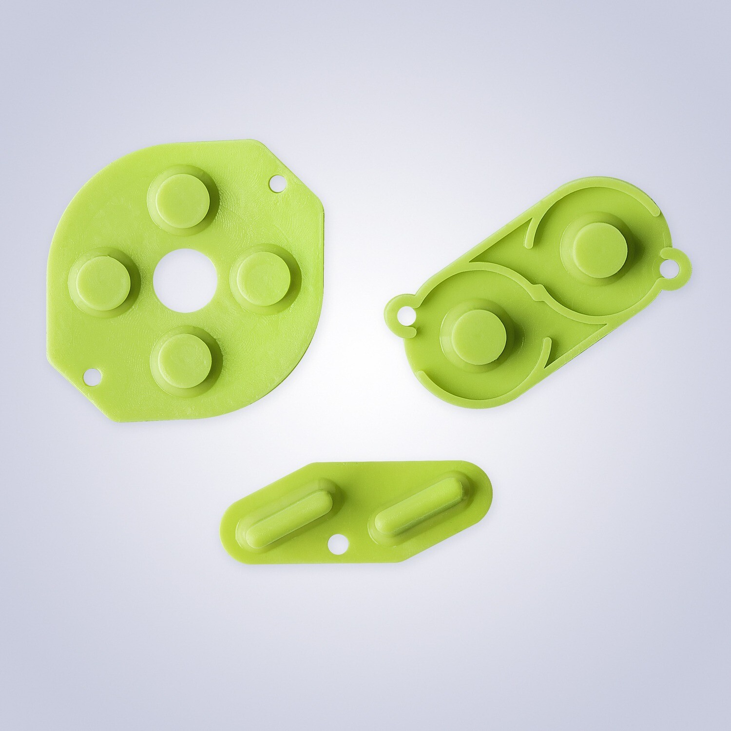 Game Boy Rubber Pads (Green)