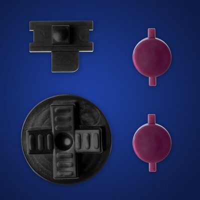 Game Boy Original Buttons (Original)