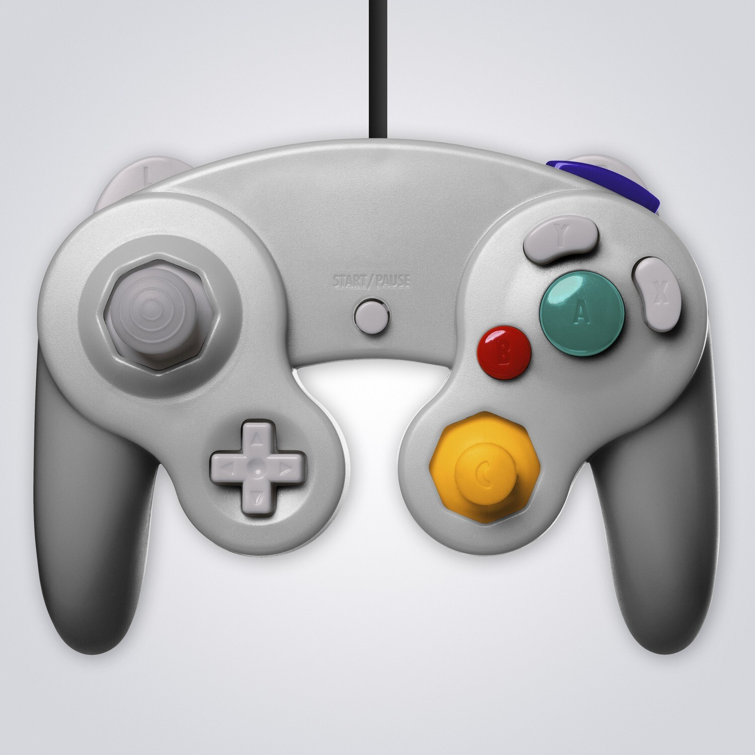 GameCube Wired Controller (Silver)