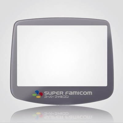 Game Boy Advance IPS Glass Screen (SFC)