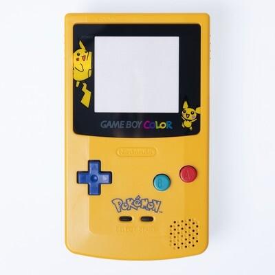 Game Boy Color Shell Kit (Pokemon)