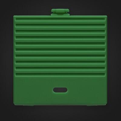 Game Boy Original USB-C Battery Cover (Green)