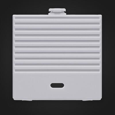 Game Boy Original USB-C Battery Cover (Grey)