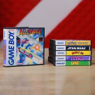 Universal Game Cases (Game Boy / Color / Advance / DS)