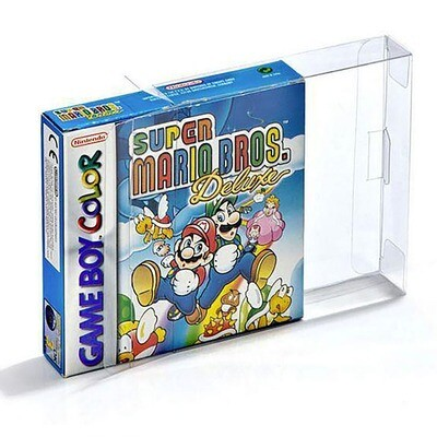 10x Protective Game Case for Game Boy, Color, Advance