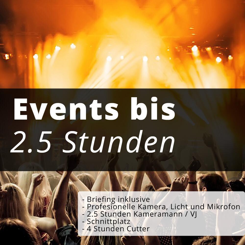 Events bis 2.5H