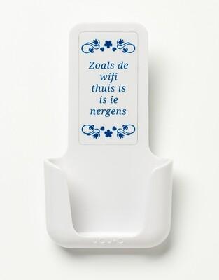YOU·P | Zoals de wifi thuis is
