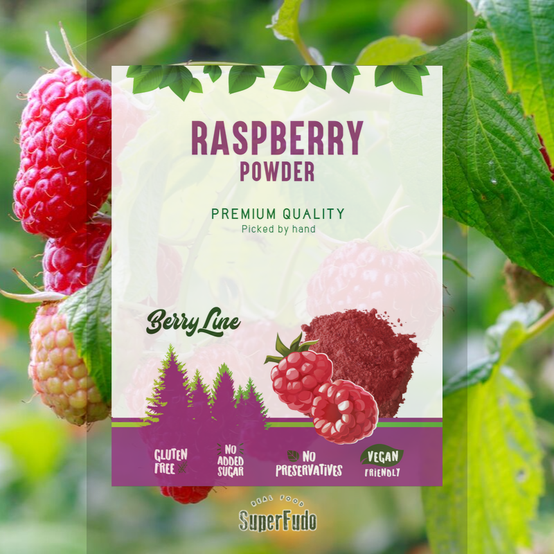 Raspberry powder | PREMIUM Quality  ~90g / ~3.17oz