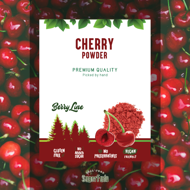 Cherry powder | PREMIUM Quality ~190g / ~6.7oz