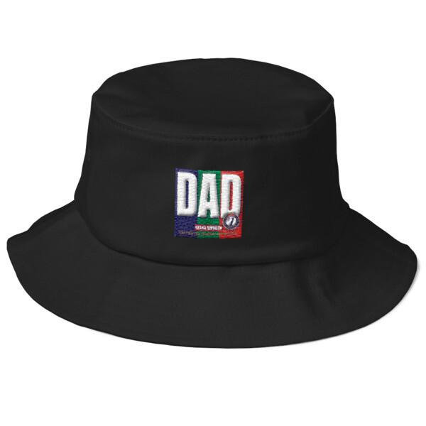 Old Dude Bucket Hat