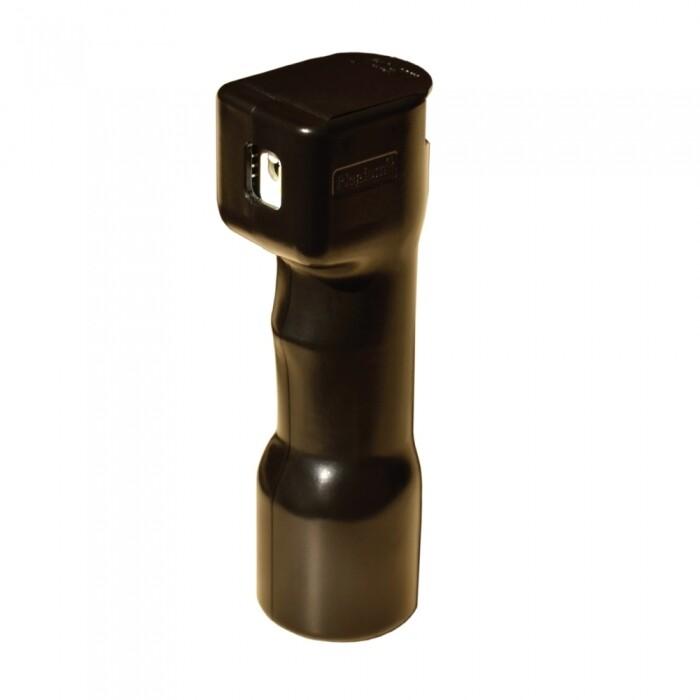 Plegium Combo (3 in 1) Pepper Spray BLACK